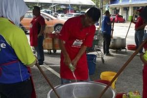 Maslee Express Bubur Lambuk Fiesta